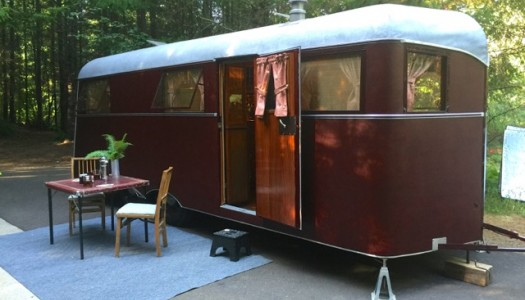 1934 Covered Wagon