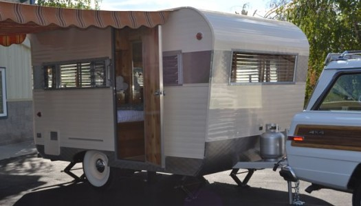 Vintage Travel Trailer Restoration Portfolio