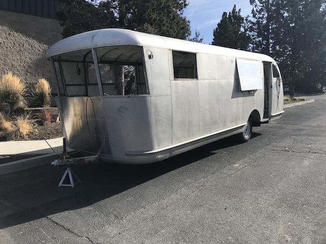 1946 Spartan Mobile Taphouse/Bar Build