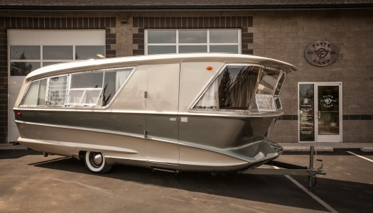 1961 Holiday House Geographic Model X